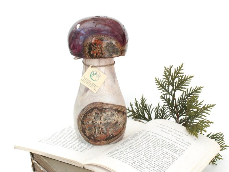 Big Purple Mushroom image 0
