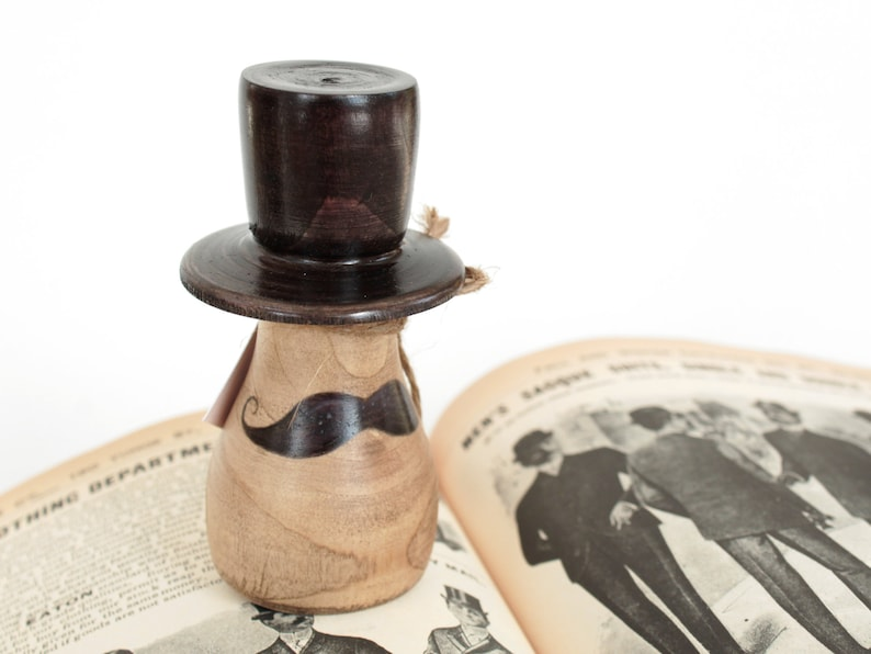 The Groom's Mushroom Victorian Fashion image 0