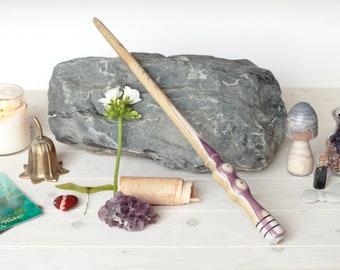 Fairy Ash Wooden Magic Wand