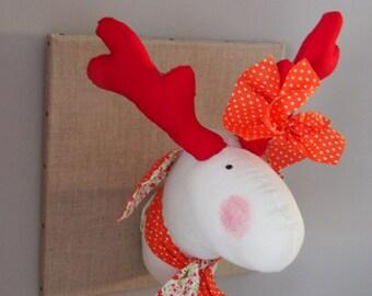 Irene reindeer deer trophy