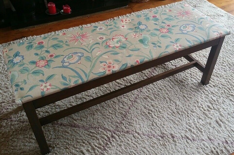 Amazing Vintage Bench Seat Upholstered Pdpeps Interior Chair Design Pdpepsorg