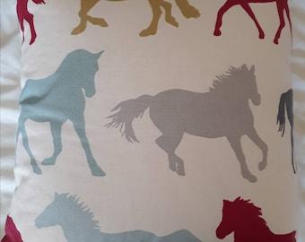Stallion/Horse cushion covers
