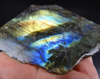 Marked Down! 220 Gram Labradorite Polished Slab