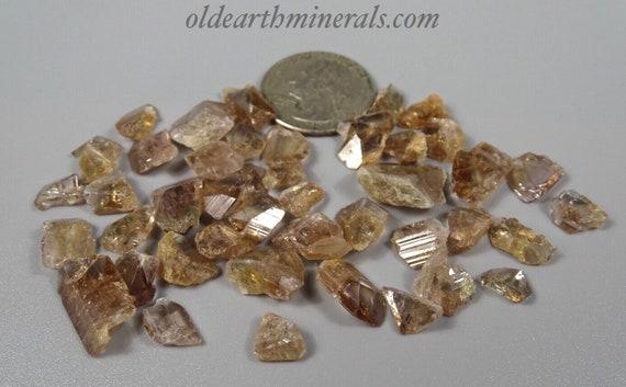 24 Gram Axinite Crystal Lot