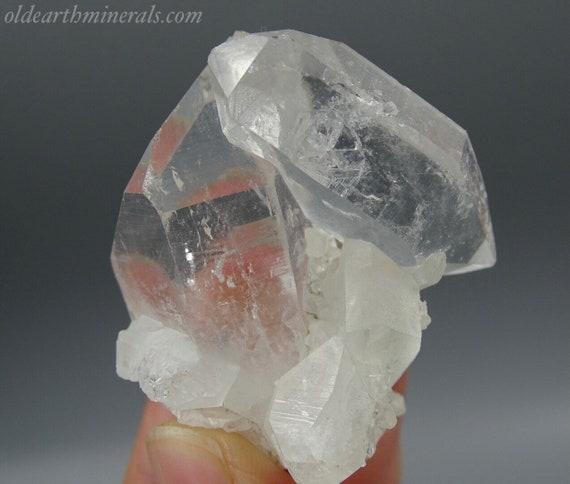 Quartz Crystal Cluster