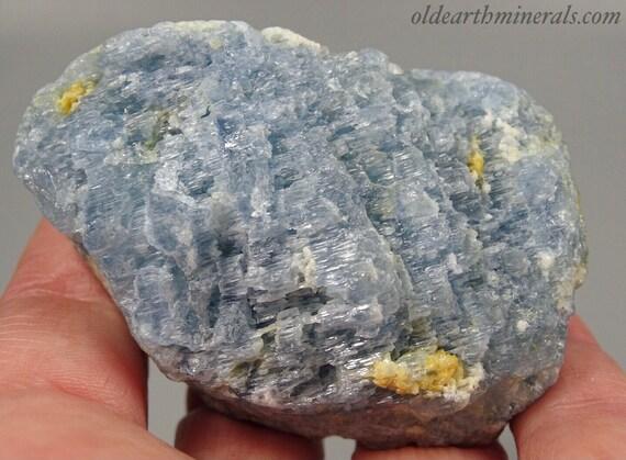 Blue Aquamarine Specimen