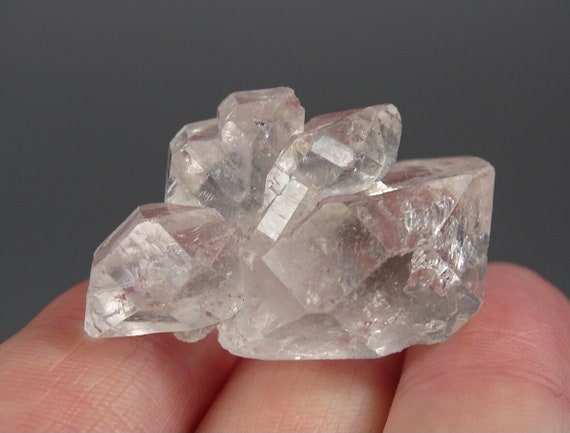 Small Clear Quartz Crystal Cluster