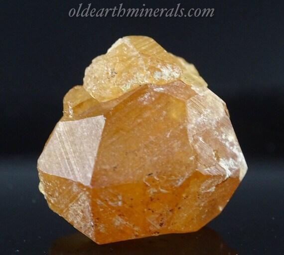 5 gram Orange Garnet Crystal