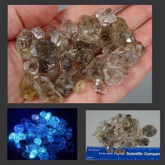 Petroleum Quartz Lot - 50 grams