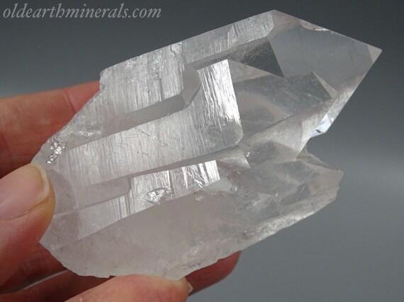 Beautifully Inter Grown Quartz Crystals