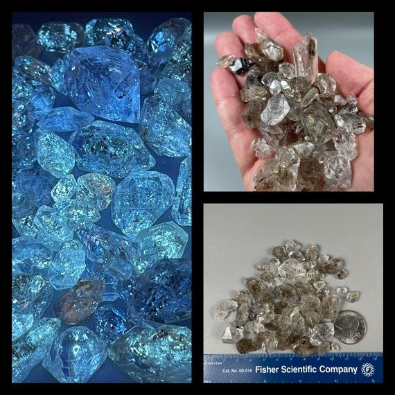 Petroleum Quartz Lot - 60 grams