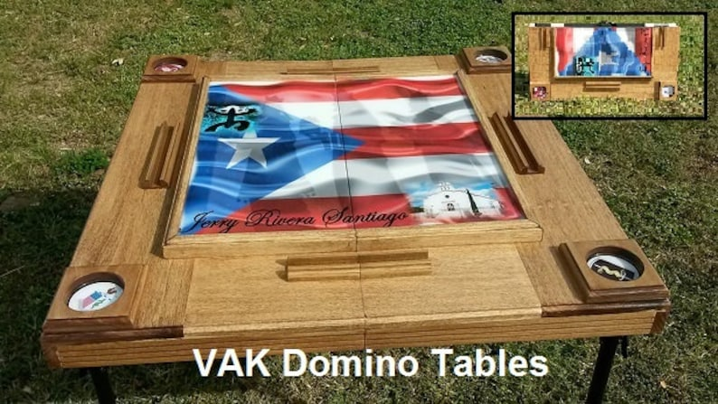 Remarkable Custom Foldable Domino Table Home Interior And Landscaping Ologienasavecom