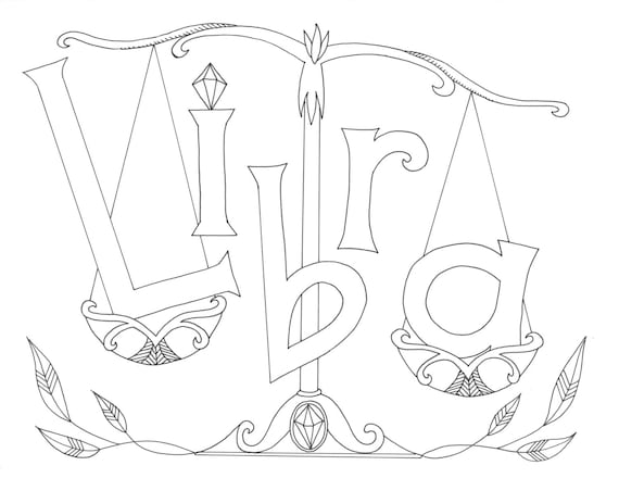 Free printable Gemini adult coloring page. Download it in PDF ... | 440x570