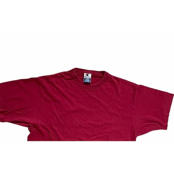 Vintage 90s Champion T-Shirt Blank - image 3