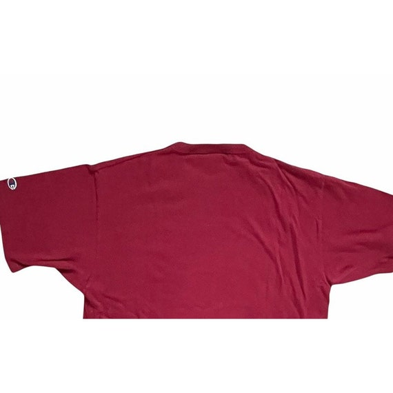 Vintage 90s Champion T-Shirt Blank - image 4