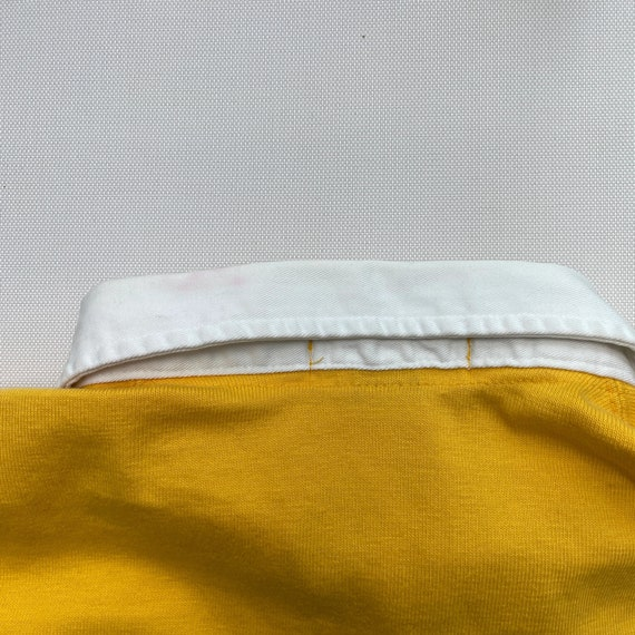 Vintage 80s Polo Uni Crest Rugby Shirt - image 6
