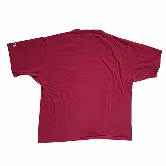 Vintage 90s Champion T-Shirt Blank - image 2