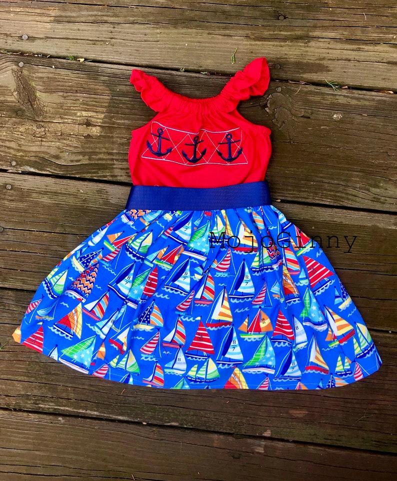 Sailing Dresses