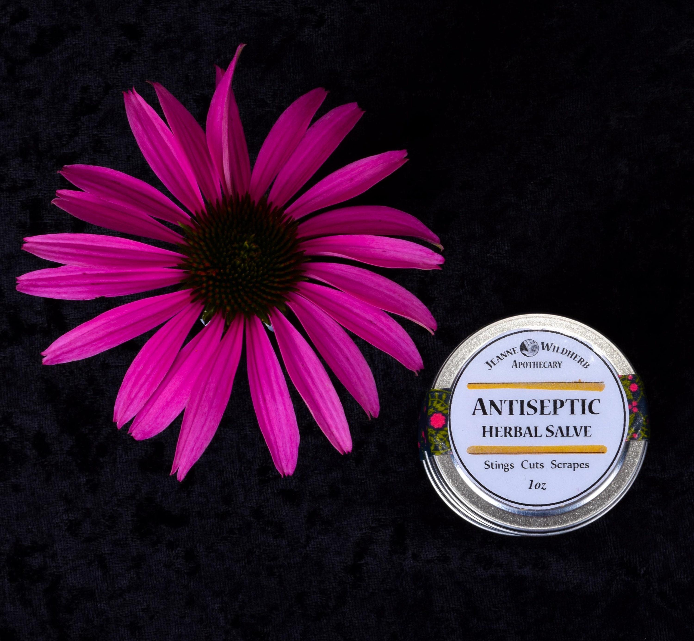 Herbal Antiseptic Salve