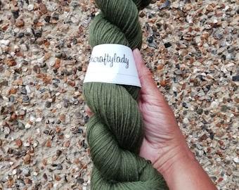 Falkland Poldale DK Weight Yarn in Olive