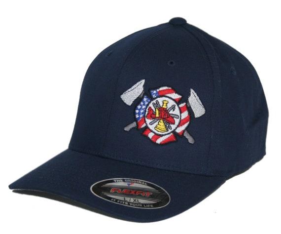 Ford Racing hat cap fitted flexfit curved bill S//M L//XL XL//XXL