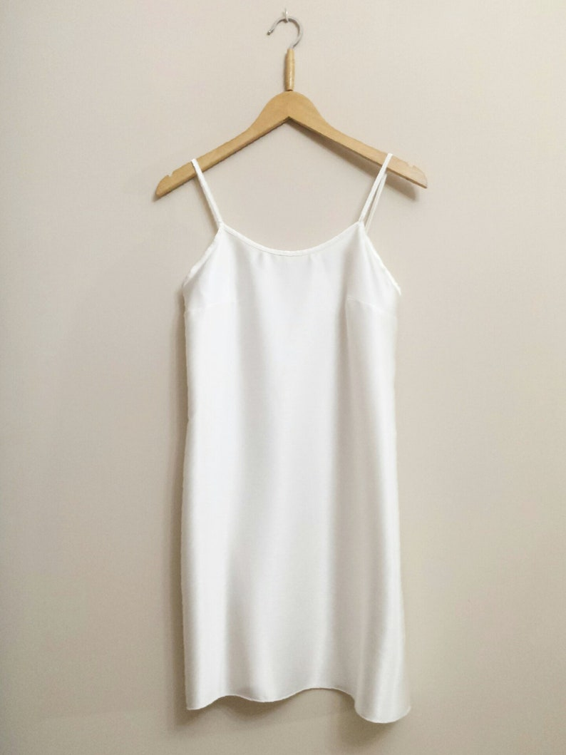 honeymoon lingerie nightgown slip dress bridal chemise