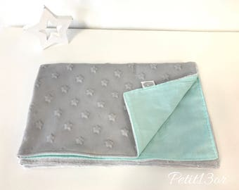 Mint cover and grey