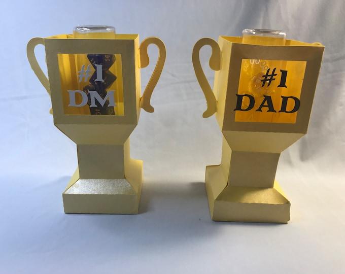 Dad/DM Trophy dice card