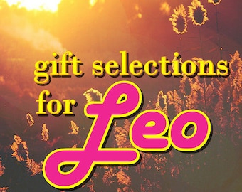 Gifts For Leo Hand Picked Selections