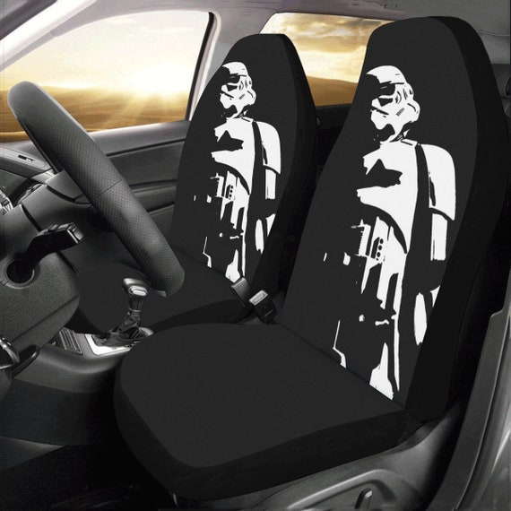 Tall Dark And Stormie 2 Piece Car Seat, Star Wars Car Seat