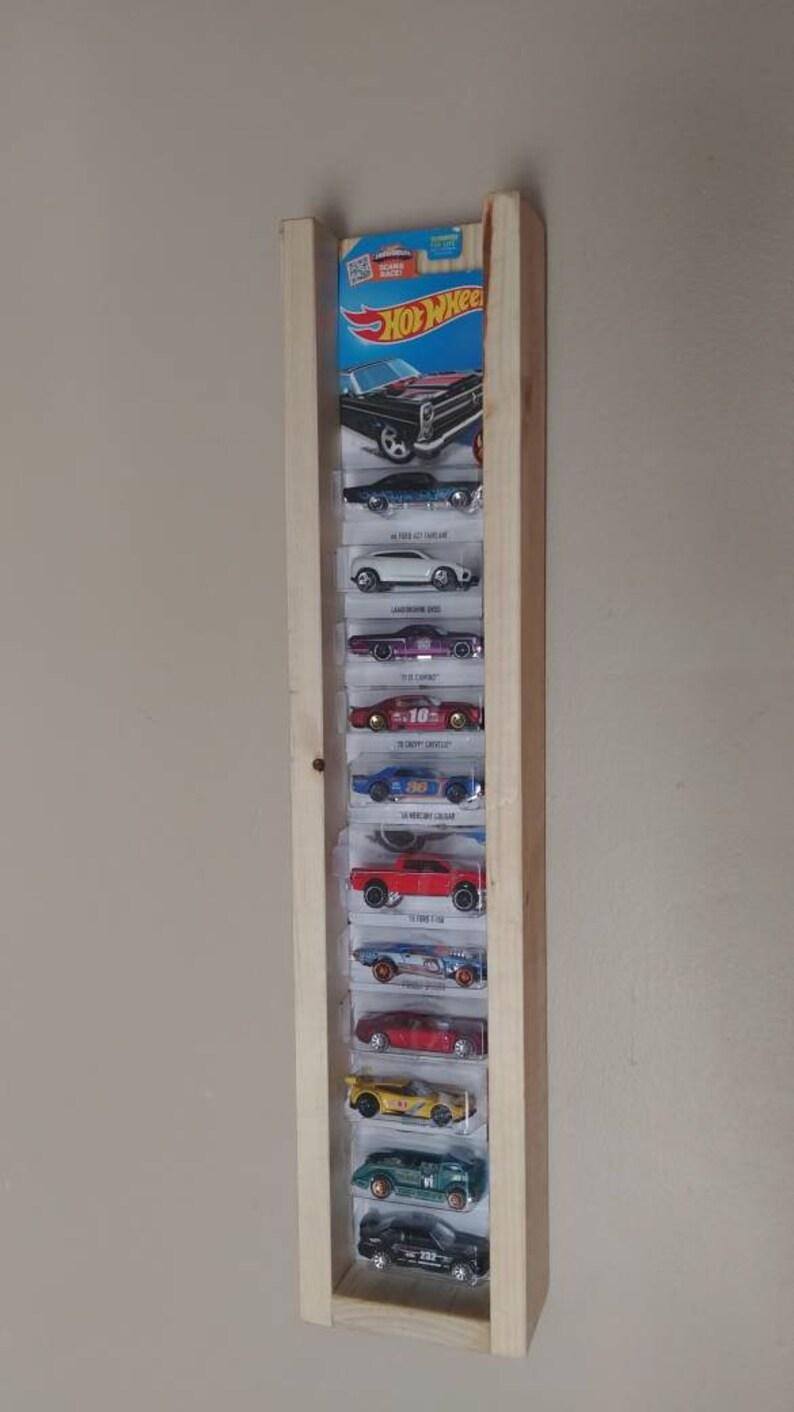 2u0027 Hot Wheels Matchbox In Package Display Storage Shelf Image 0 ...