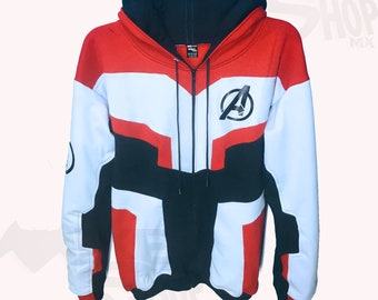 9d762a39e0e Jacket Avengers Advanced Tech Endgame Quantum Realm Spiderman