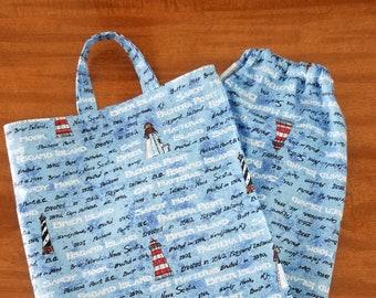 Grocery Bag Holder - Plastic Bag Holder - Bag Dispenser