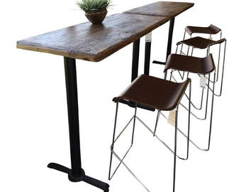 Artisan Wild Bar Height Table