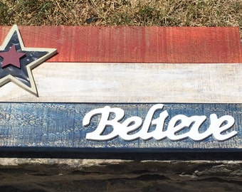 American Pallet signs