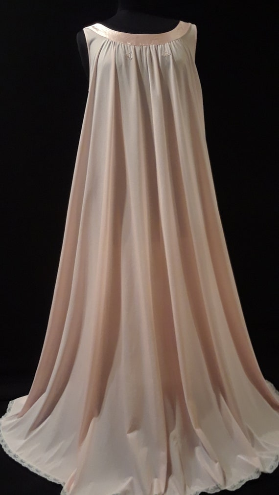 Lucie Ann Nightgown~ *GOLD LABEL* ~Peachy Pink ~M… - image 3