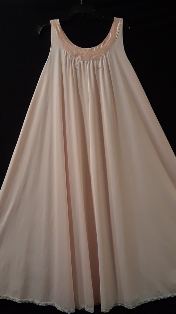 Lucie Ann Nightgown~ *GOLD LABEL* ~Peachy Pink ~M… - image 7