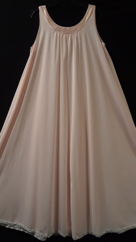 Lucie Ann Nightgown~ *GOLD LABEL* ~Peachy Pink ~M… - image 5