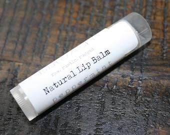 bareASH Lip Balm (Peppermint)