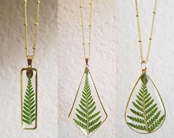 Flower Necklace Tropical Necklace Acrylic Necklace Leaf Necklace Summer Necklace Flower Jewellery acrylic necklace Jungle Necklace
