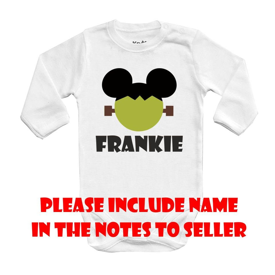 Personalized Halloween name 1CPK costume Baby customized  111e32f3b2a1