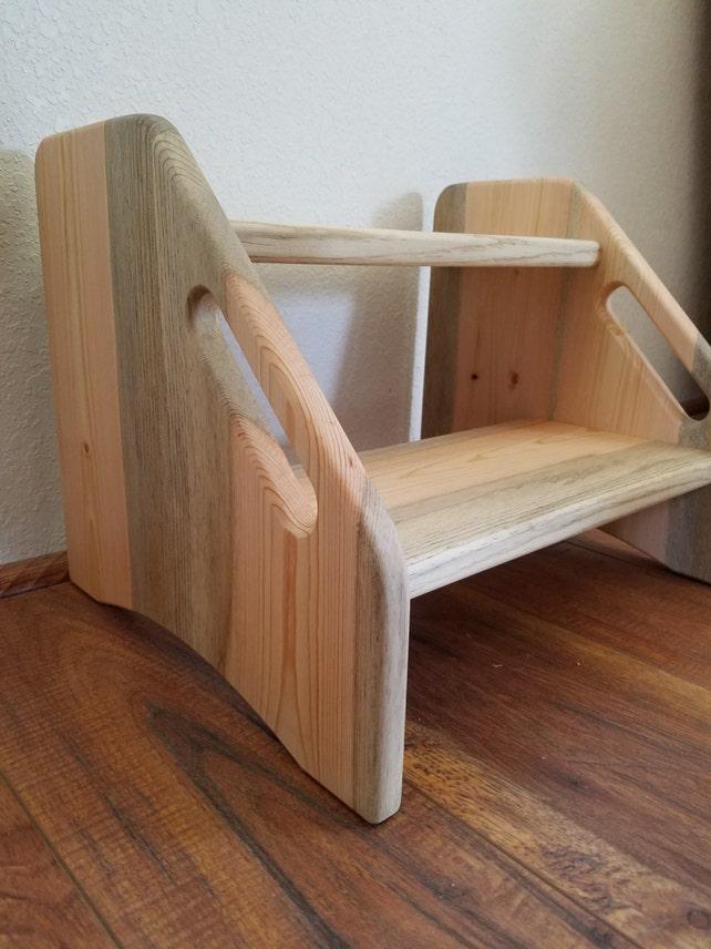 Gift for toddler Kids stool Toddler step stool potty step | Etsy