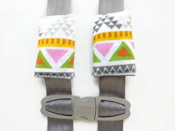 Triangle Car Seat Strap Cover Belt Strap Strap Cover Etsy