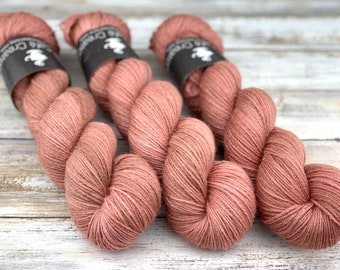DK Weight | 100% SW Merino Wool | Manicure | Hand Dyed Yarn | Superwash wool