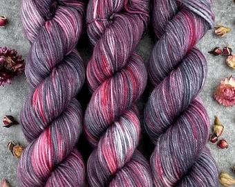 Americano DK Weight   100% SW Merino Wool   Exploded Bonbons   Hand Dyed Yarn   Superwash wool