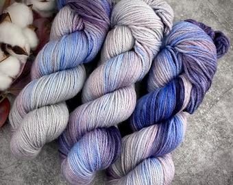 DK Weight | Constellation | Non-Superwash Merino Wool | Hand-Dyed Yarn