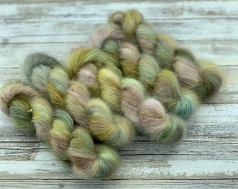 Orchard | Mohair Lace | Hand Dyed Yarn