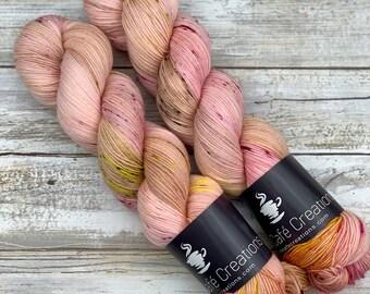 Hand-Dyed Yarn | Merino Wool | Fluttershy