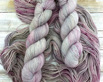 Angelica | Hand Dyed Yarn | Merino Wool Blend