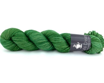 Hand-Dyed Yarn | Merino Wool | Basil
